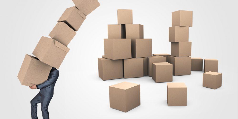 Wie viel Verpackung muss sein
