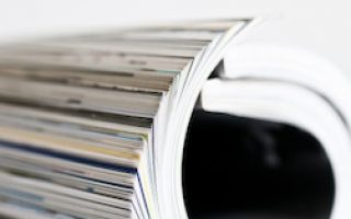 Broschüren im Offsetdruck